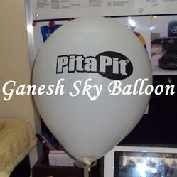 Advertising Pole Balloons